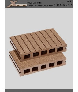 Sàn gỗ Exwood ED140x25-5 Wood