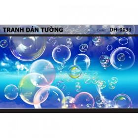 Tranh dán tường Đại Dương 3D DH-0033