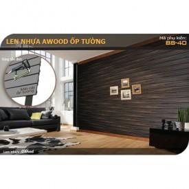 Gỗ ốp tường Awood B8-40