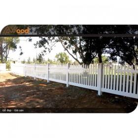 Hàng rào, cổng K1