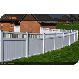 Hàng rào, cổng K5