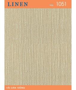 Vải dán tường Linen 1051
