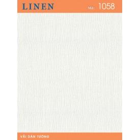 Vải dán tường Linen 1058