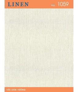 Vải dán tường Linen 1059