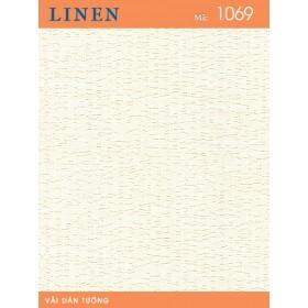 Vải dán tường Linen 1069