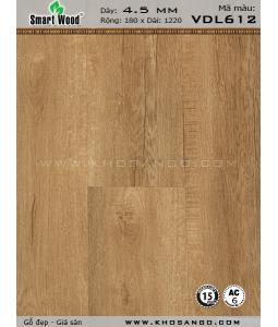 Smartwood Vinyl Flooring VDL612