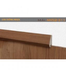 Plastic skirting NV52-311