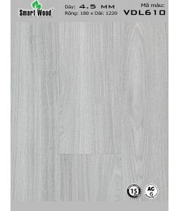 Smartwood Vinyl Flooring VDL610
