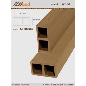 AWood AR100x50 Wood