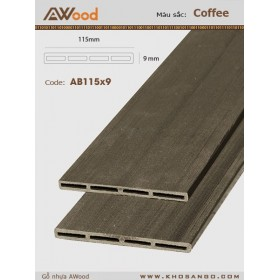 AWood AB115x9 Coffee