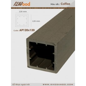 AWood AP120x120 Coffee