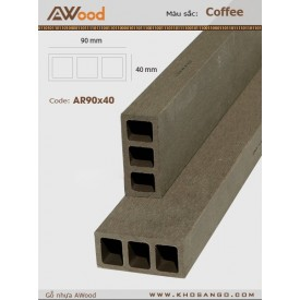 AWood AR90x40-coffee