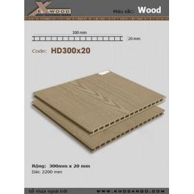 Exwood HD300x20-15 Wood