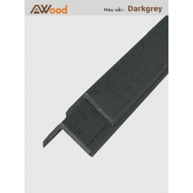 Nẹp cạnh AV48x48 Darkgrey