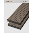 Sàn gỗ AWood SD140x25 Coffee