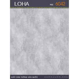 Giấy Dán Tường LOHA 6042