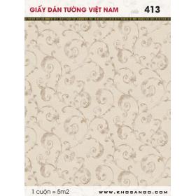 Giấy dán tường Việt Nam 413