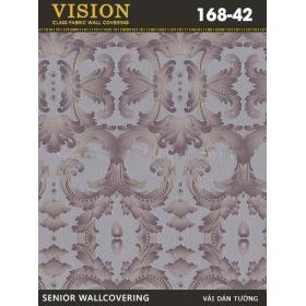 Vải dán tường Vision 168-42