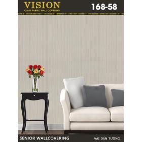 Vải dán tường Vision 168-58