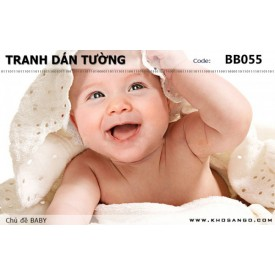 BABY wall paintings BB055