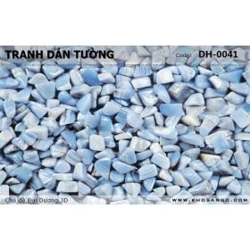 Tranh dán tường Đại Dương 3D DH-0041