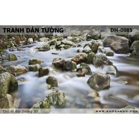 Tranh dán tường Đại Dương 3D DH-0085