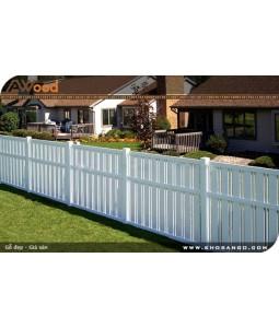 Hàng rào, cổng K22