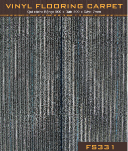 Vinyl Flooring Carpet FS331