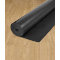 Black Rubber Foam 1.7 mm