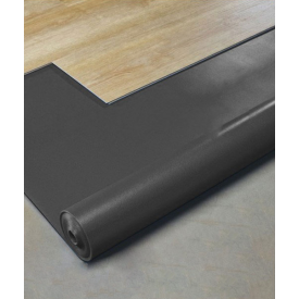 Black Rubber Foam 2 mm