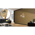 Awood wooden wall B8-9