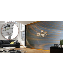 Awood wooden wall B8-SG