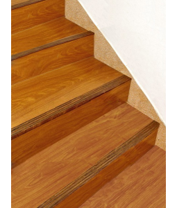 Wooden stairs CT-K407