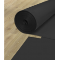 Black Rubber Foam 3 mm