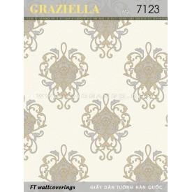 Giấy dán tường GRAZIELLA 7123