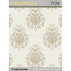 Giấy dán tường GRAZIELLA 7124