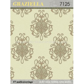 Giấy dán tường GRAZIELLA 7125
