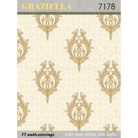 Giấy dán tường GRAZIELLA 7178