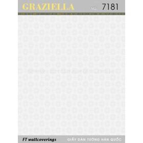 Giấy dán tường GRAZIELLA 7181