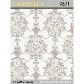 Giấy dán tường GRAZIELLA 9671
