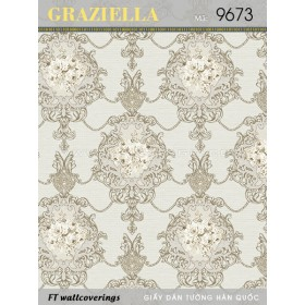 Giấy dán tường GRAZIELLA 9673