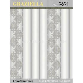 Giấy dán tường GRAZIELLA 9691