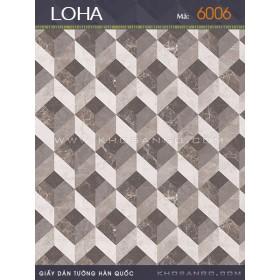 Giấy Dán Tường LOHA 6006