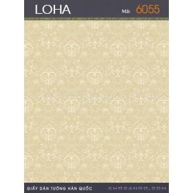 Giấy Dán Tường LOHA 6055