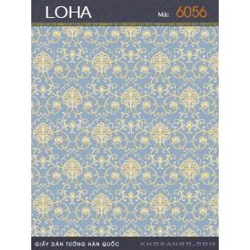 Giấy Dán Tường LOHA 6056