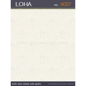 Giấy Dán Tường LOHA 6057