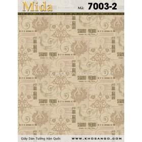 Giấy dán tường Mida 7003-2