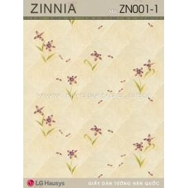 Giấy dán tường ZINNIA ZN001-1