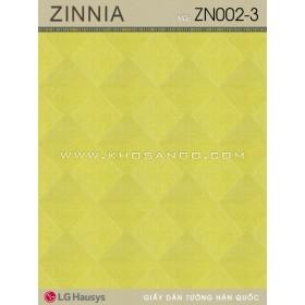 ZINNIA wallpaper ZN002-3
