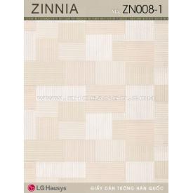 Giấy dán tường ZINNIA ZN008-1